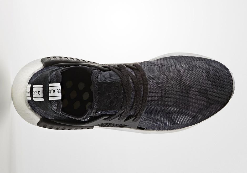 Buty adidas NMD XR1 Primeknit Utility Black (S32215) Ceny i