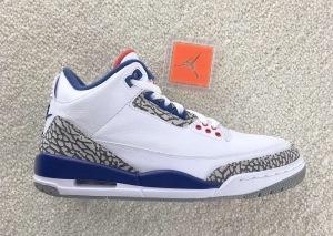 """Air Jordan 3 OG """"True Blue"""""""