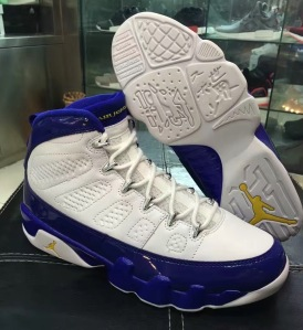 "Air Jordan 9 ""Kobe Bryant"" PE"