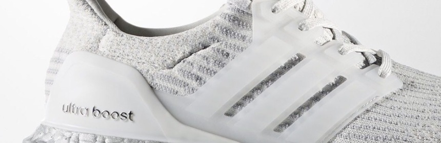 Adidas Ultraboost 3.0 'Silver Pack' DS size 8.5 \\ u0026 13