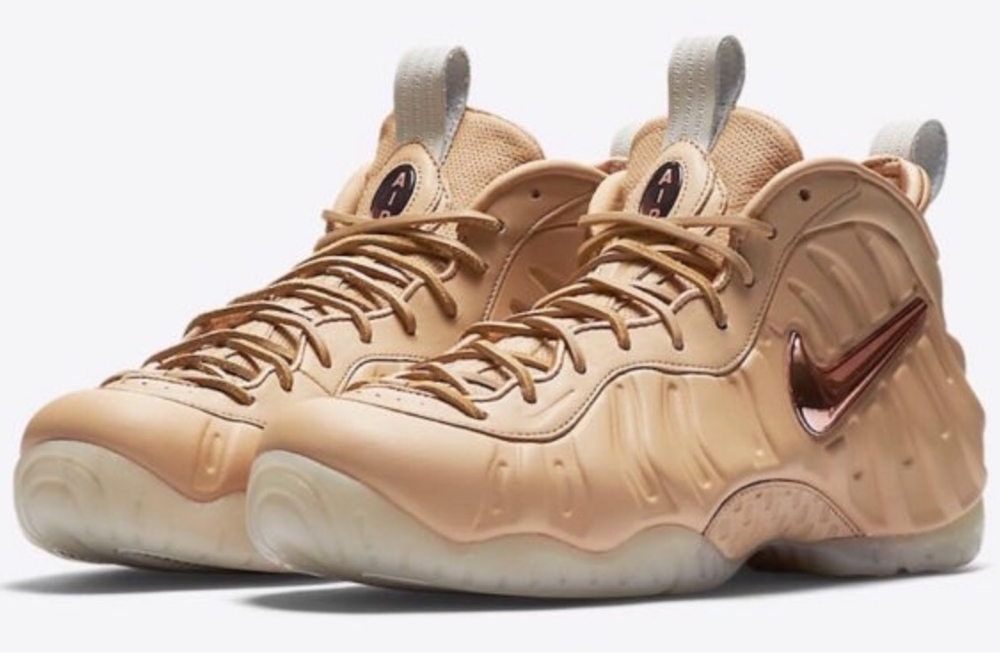 official images of the nike air foosite pro vachetta